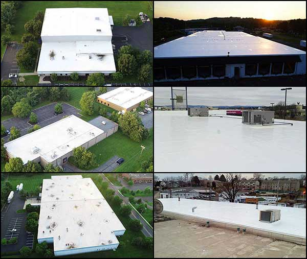 Past Commercial Roofing Projects